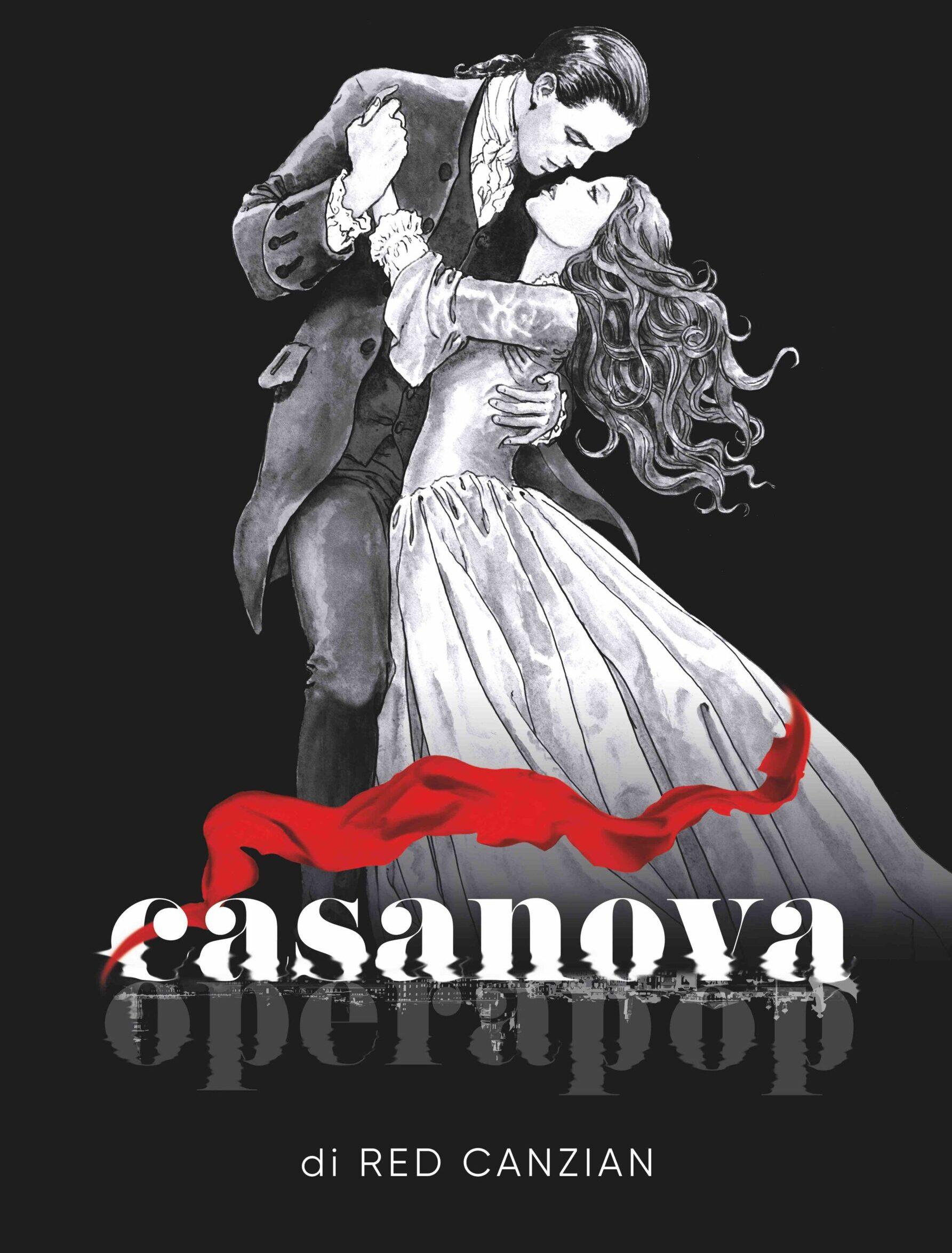 CASANOVA OPERA POP: annunciato il tour 2022!