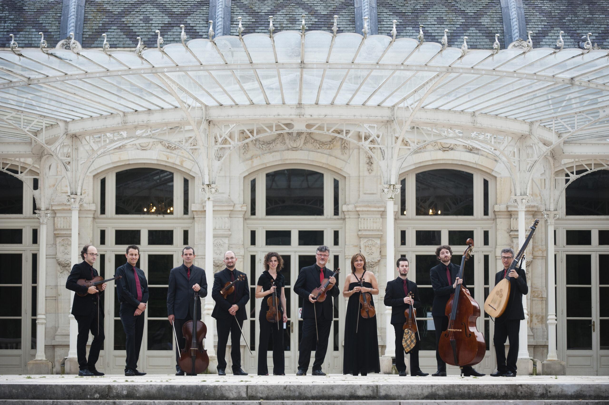 """La Magnifica Comunita' in concerto a Milano il 27/09, """"Sulla Via della Seta"""" , Direttore e solista Enrico Casazza, Soprano Raffaella  Milanesi"""